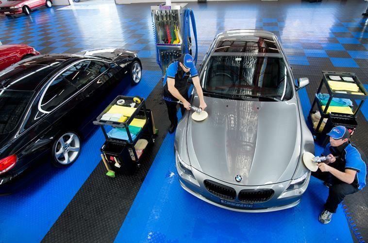 Detail plus is a premier auto detailing car wash and