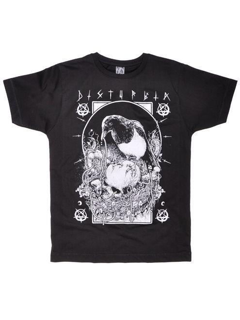 Disturbia Clothing - Magpie