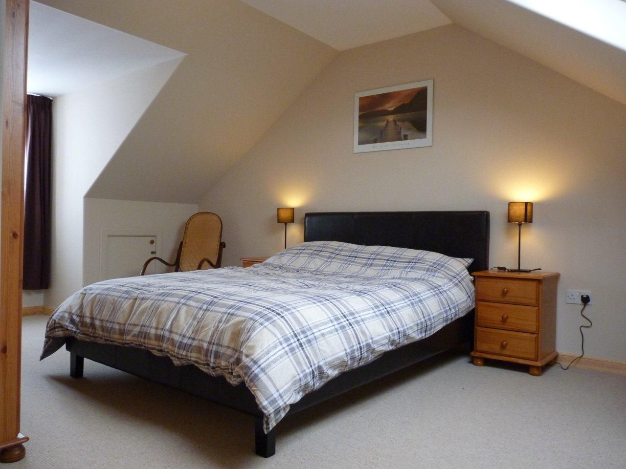 Built In Beds For Adults Rowlands Of Aviemore There Are 4 Bedrooms The Master
