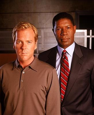 24 was amazing when David Palmer was president   any season after