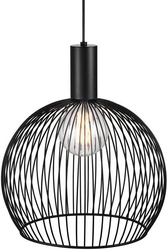 Nordlux Aver 40 Hanglamp Zwart Hanglamp Licht Zwart