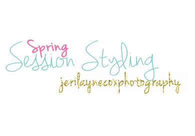 Spring session styling over on the blog!