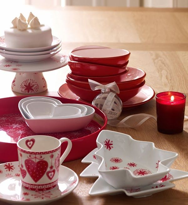 Marks and Spencers Christmas 2013 Tableware & Marks and Spencers Christmas 2013 Tableware | Dishes | Pinterest ...