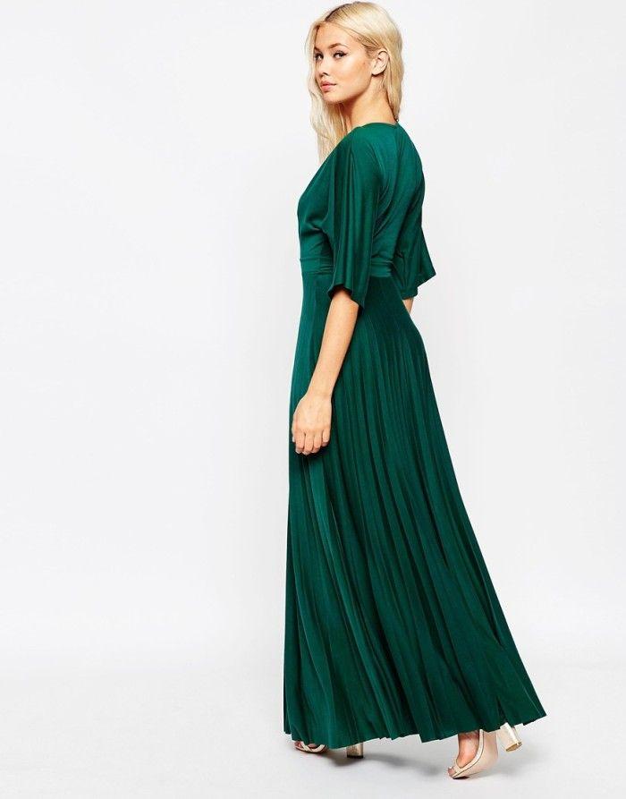 Forest Green Gown Formal Dress Wear Pinterest Dresses Gowns