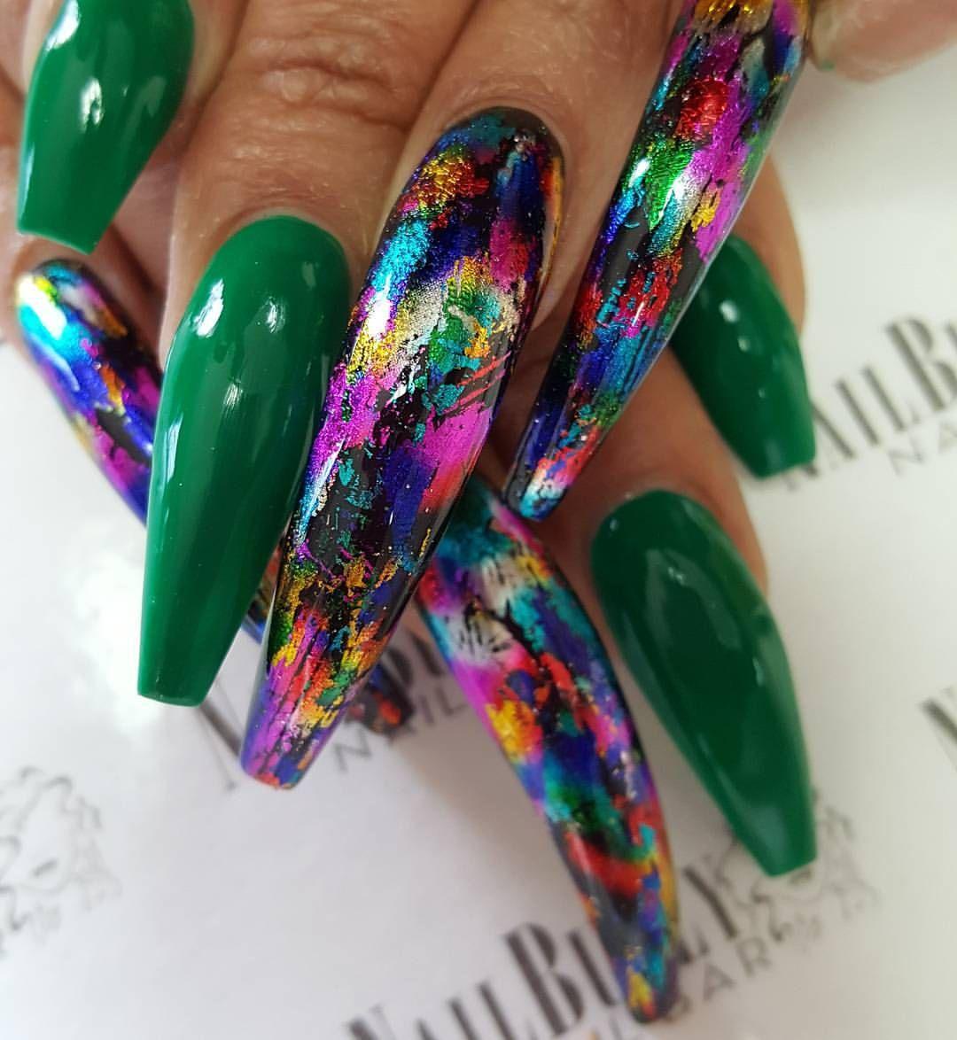 Nailbully B!#@? (@nailbully) on Instagram | my nails | Pinterest