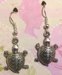 Turtle Earrings (FREE SHIP!) $4.50