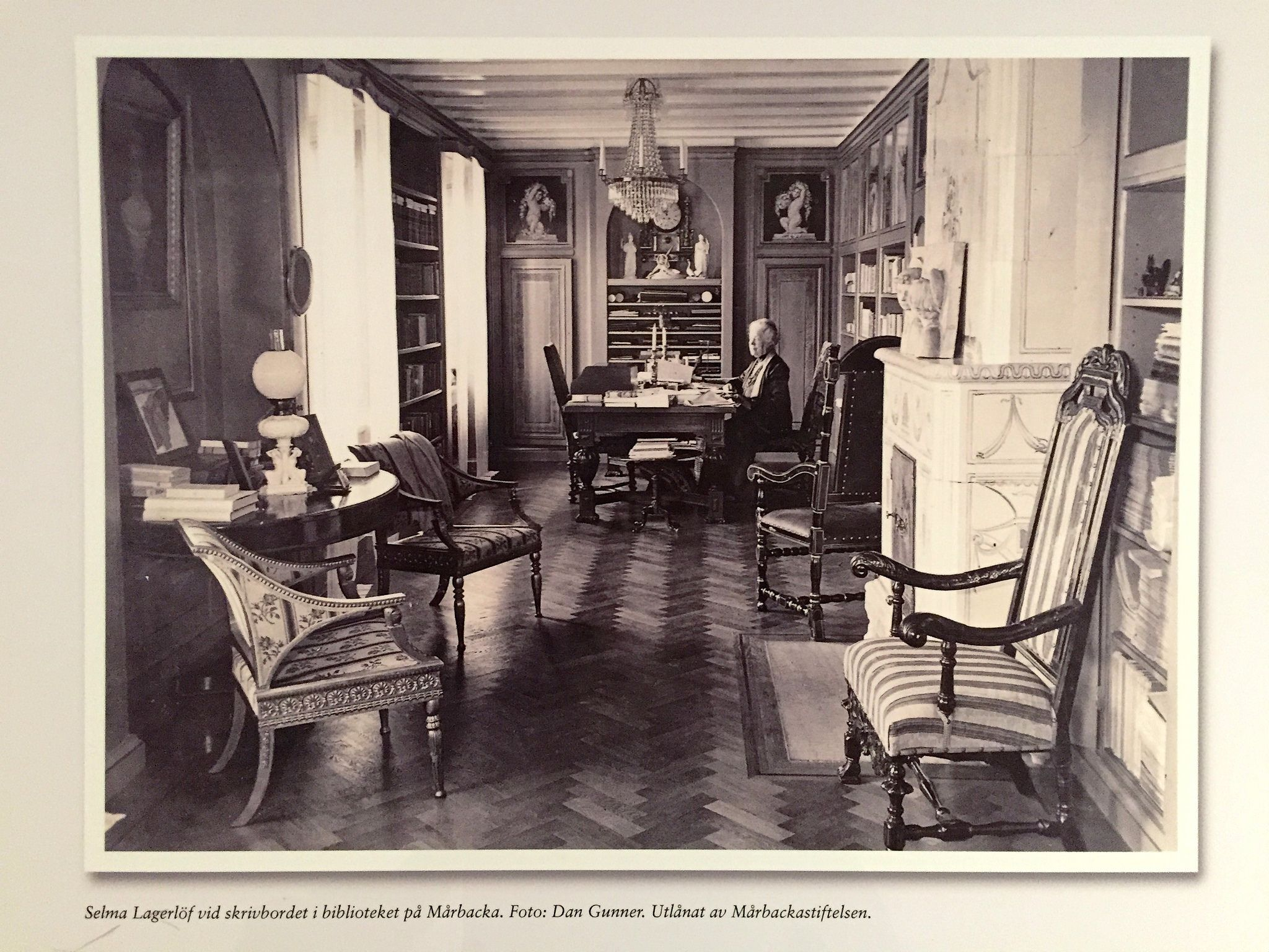 M    rbacka Manor Interior   Pinterest   Exhibitions and Interiors M    rbacka Manor Interior   Picture from an exhibition at M    rbacka  Selma  Lagerl    f  1858