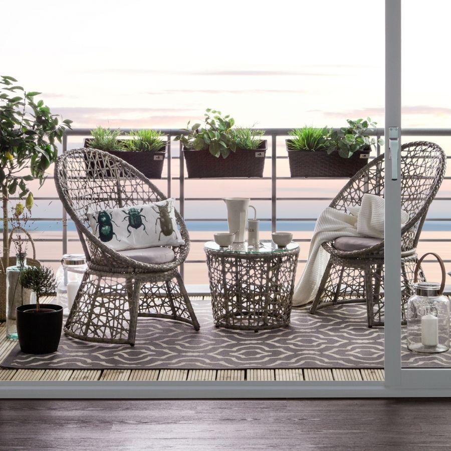 Deinen Garten Günstig Und Schick Mit Gartenmöbel Sets Von Fredriks  Einrichten