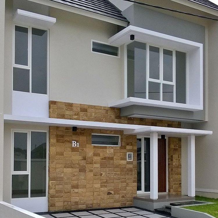 Warna Cat Rumah Minimalis Lagi Ngerend Rumah Minimalis Rumah