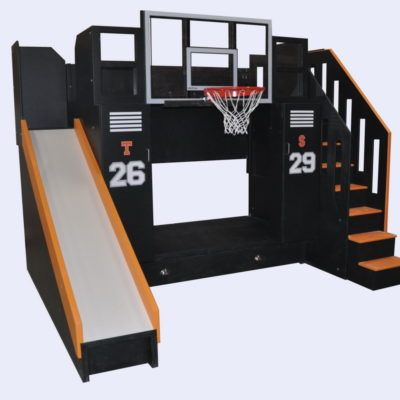 Basketball Bunk The Ultimate Muebles Pinterest Custom - Basketball bedroom furniture
