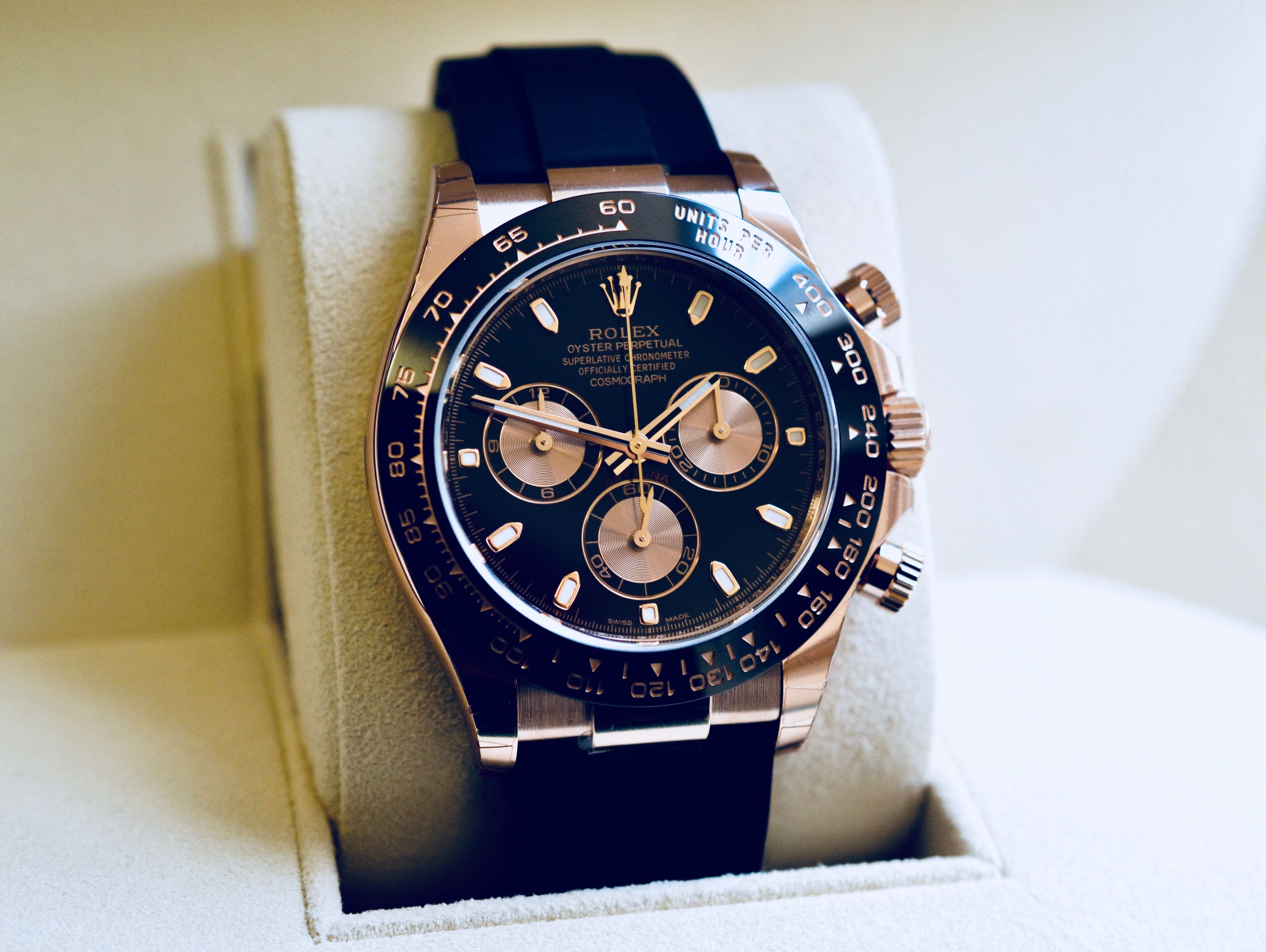 Genuine Rolex watches in stock at discounted prices!
