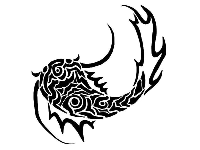 Free Designs Tribal Catfish Tattoo Wallpaper Catfish Tattoo