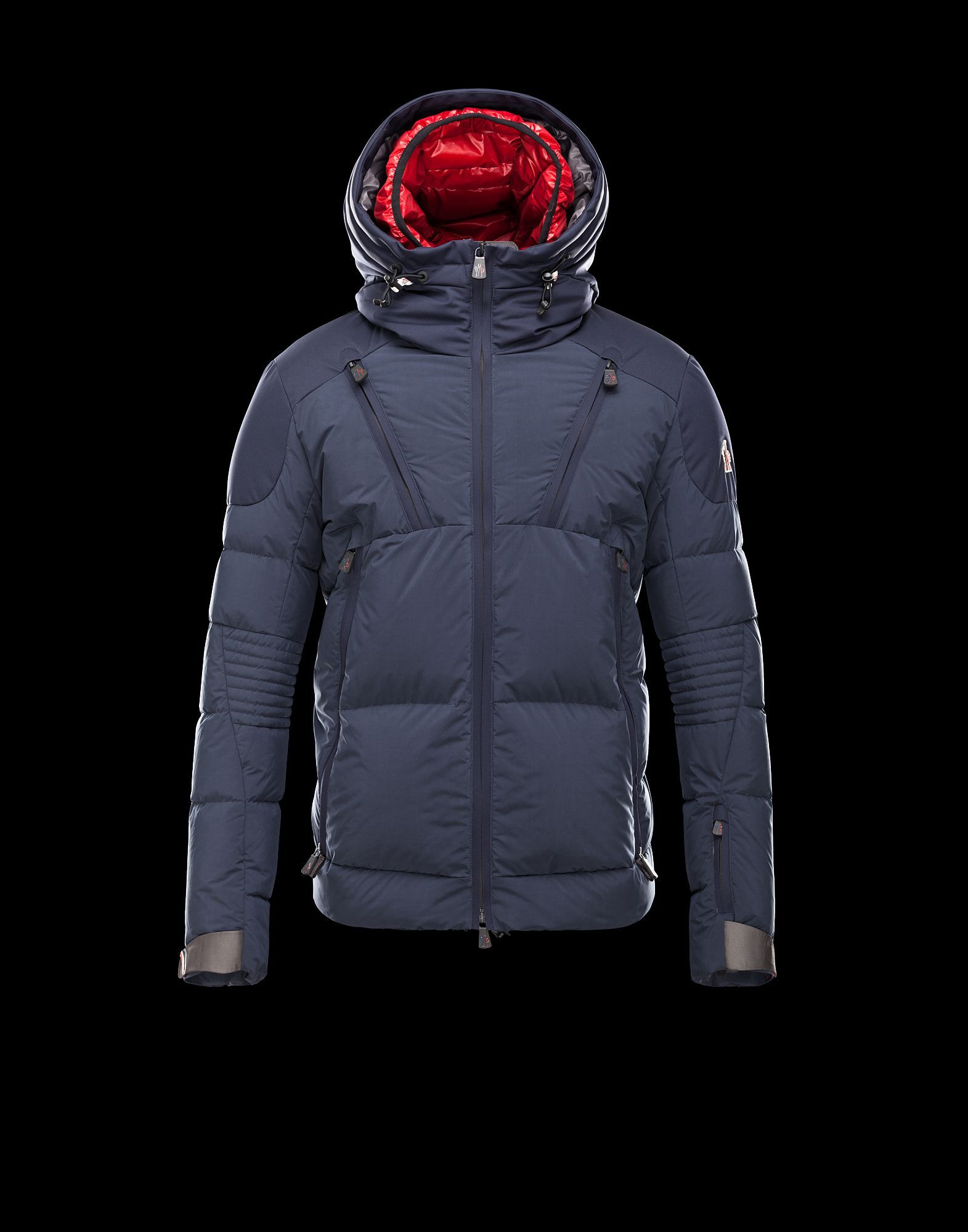 MONCLER   Men s style   Pinterest   Jackets, Mens fashion and Menswear dbcfbb7075b