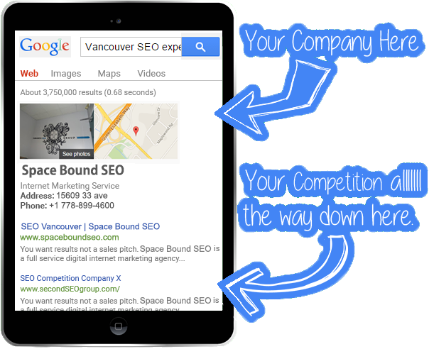 We are an expert SEO Surrey agency that focuses on strategic and ethical search engine optimization services. http://www.spaceboundseo.com/surrey-seo/