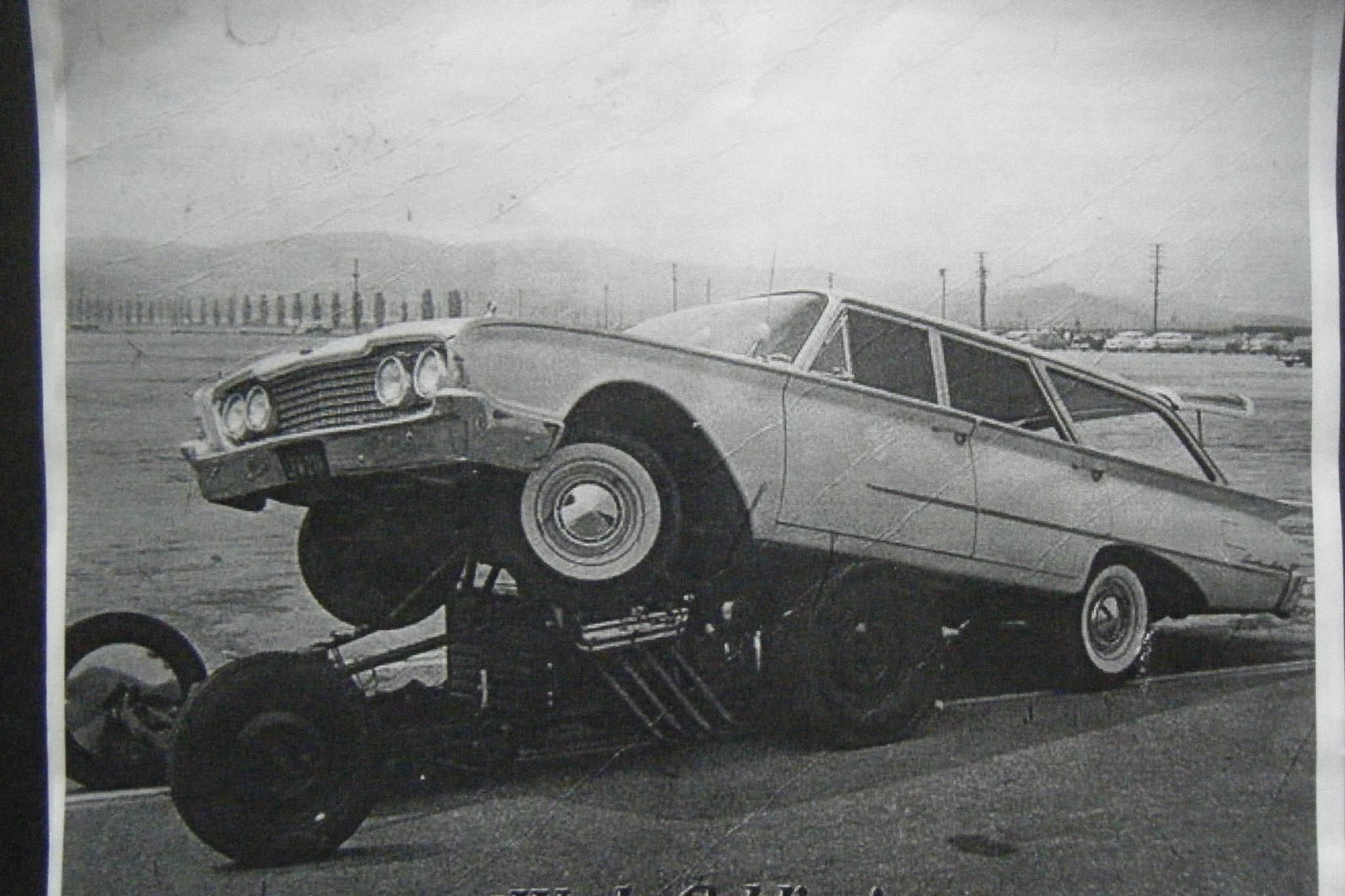 How not to push start a dragster car insurance drag