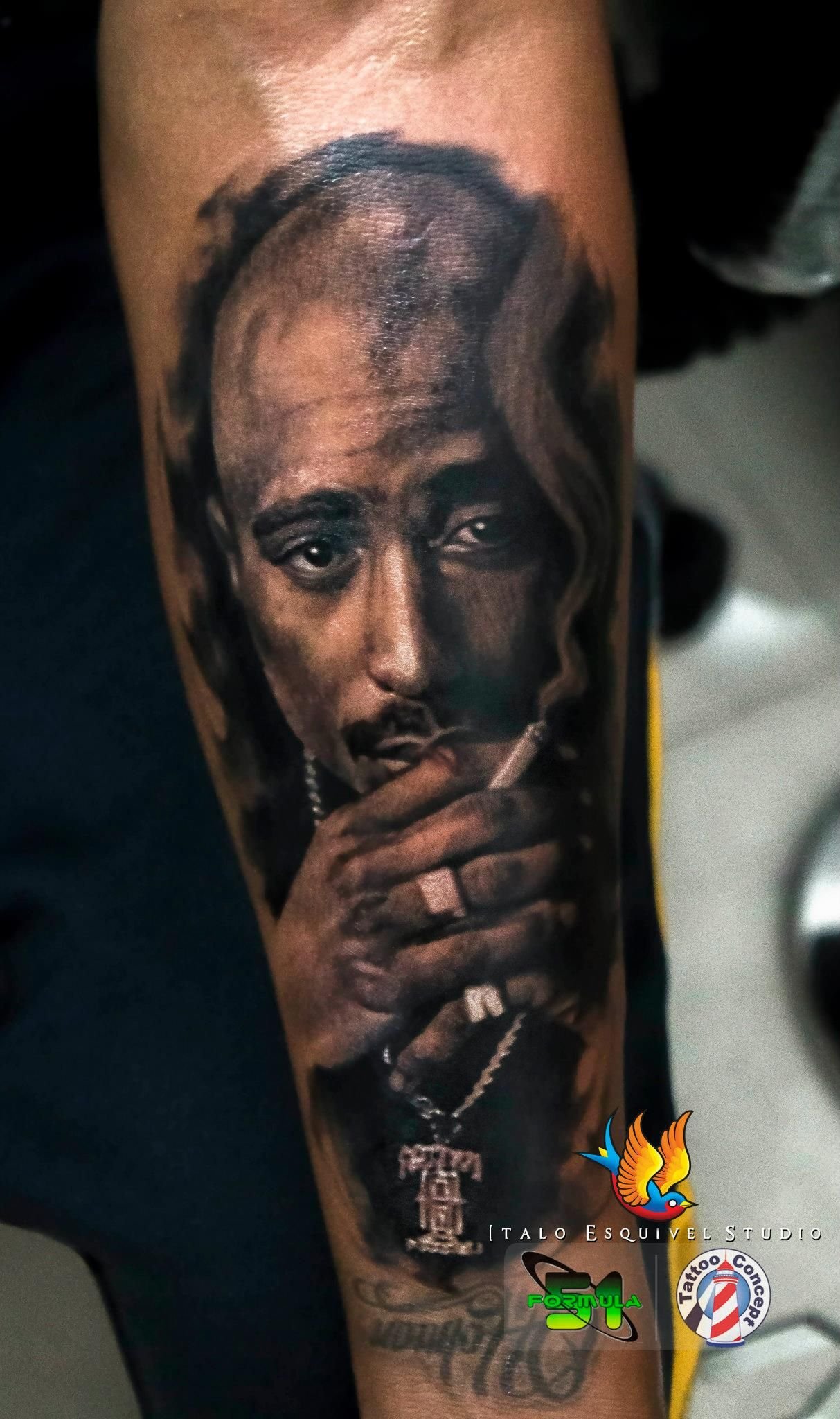 photo Body Art Fun: Tattoo Slang