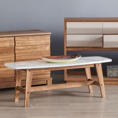 Sauder 174 Soft Modern Collection Coffee Table Sears