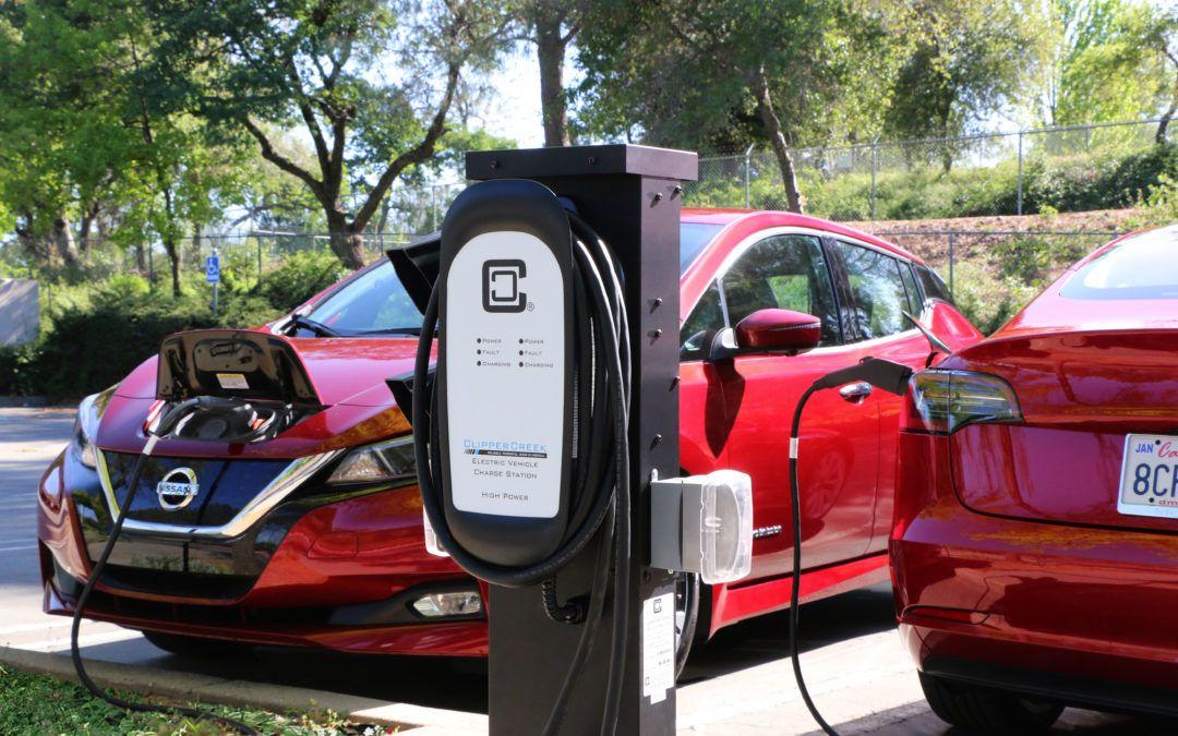 Clippercreek Ev Charging Stations Electric Vehicle Charging Ev Charging