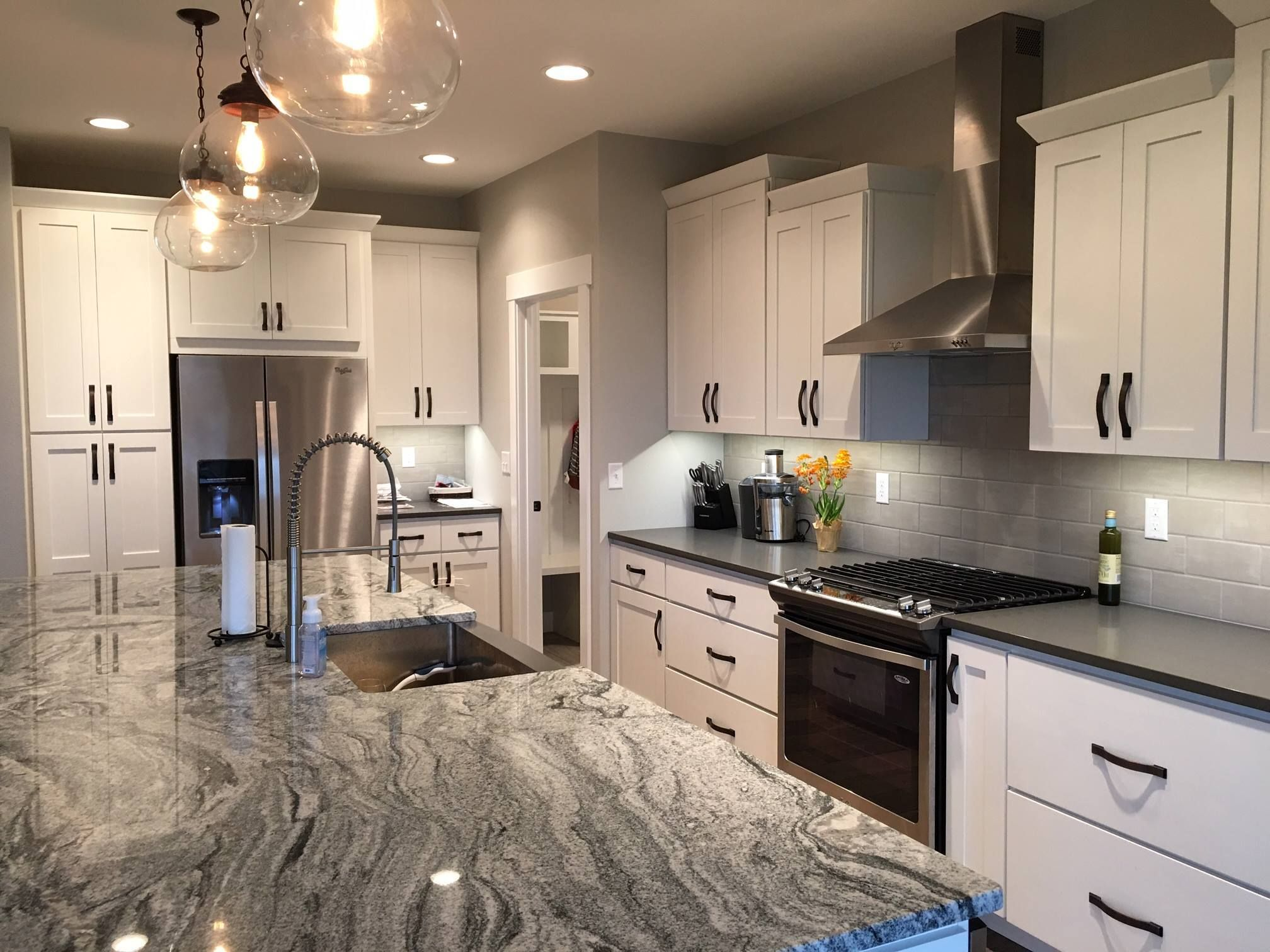 White Kitchen Cabinetry Bradford White Shaker Doors Learn More Builder Preferred Cabinetry Serving Wich Kitchen Bathroom Remodel Kitchen Kitchen Cabinetry