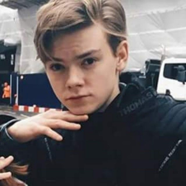 #thomassangster #thomasbrodiesangster #crush #mylife #justperf #cuuute #newt