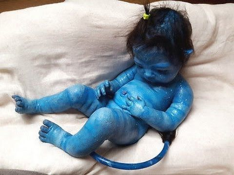 Avatar Reborn Baby Doll It Looks Too Real Youtube