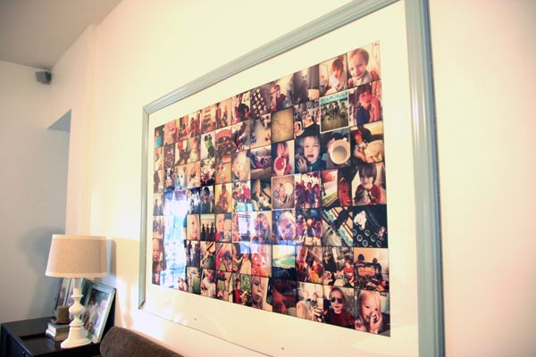 Giant instagram frame decoraci n hogar creatividad y hogar for Decoracion hogar instagram