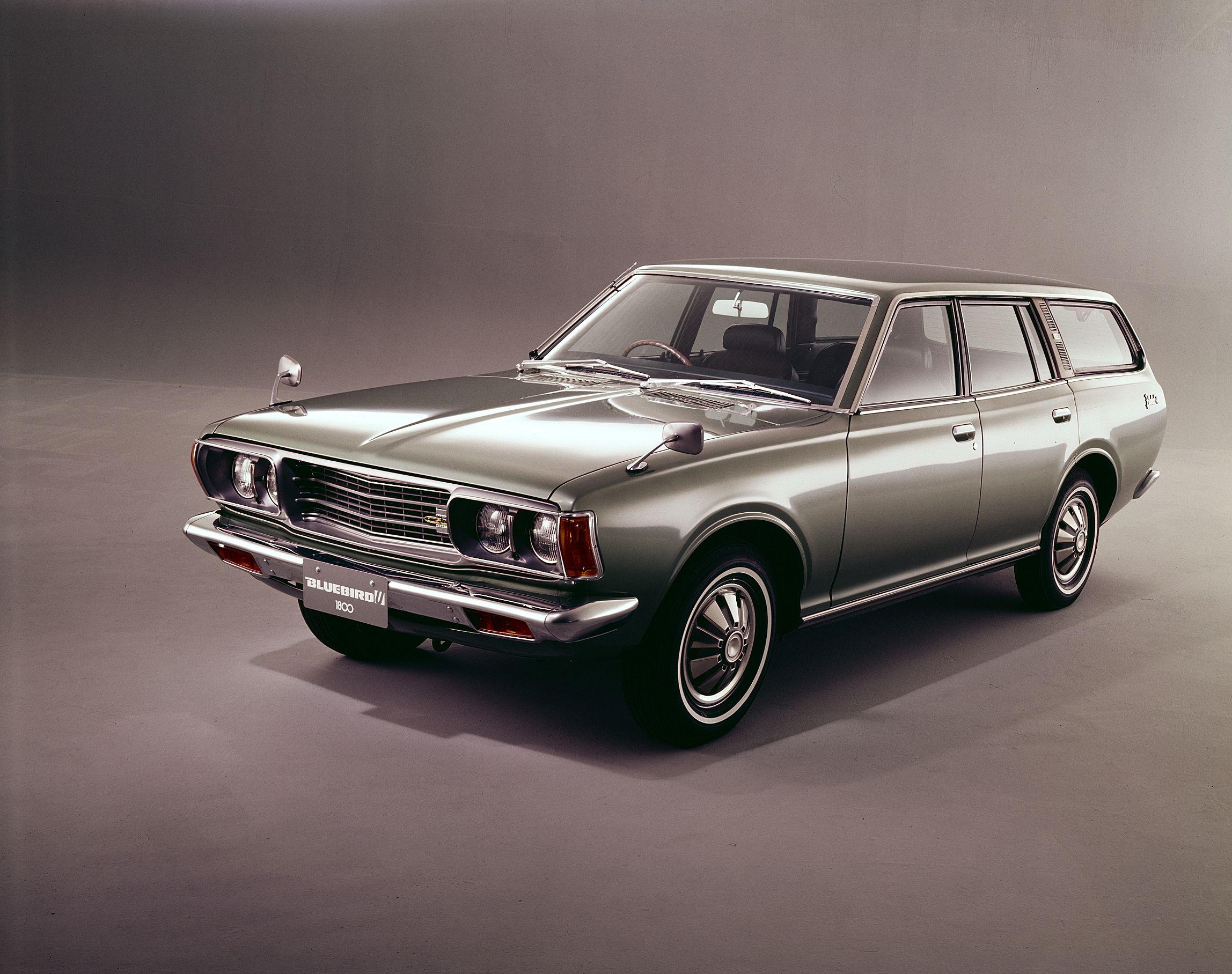 1973 76 datsun bluebird u wagon jdm classic pinterest nissan