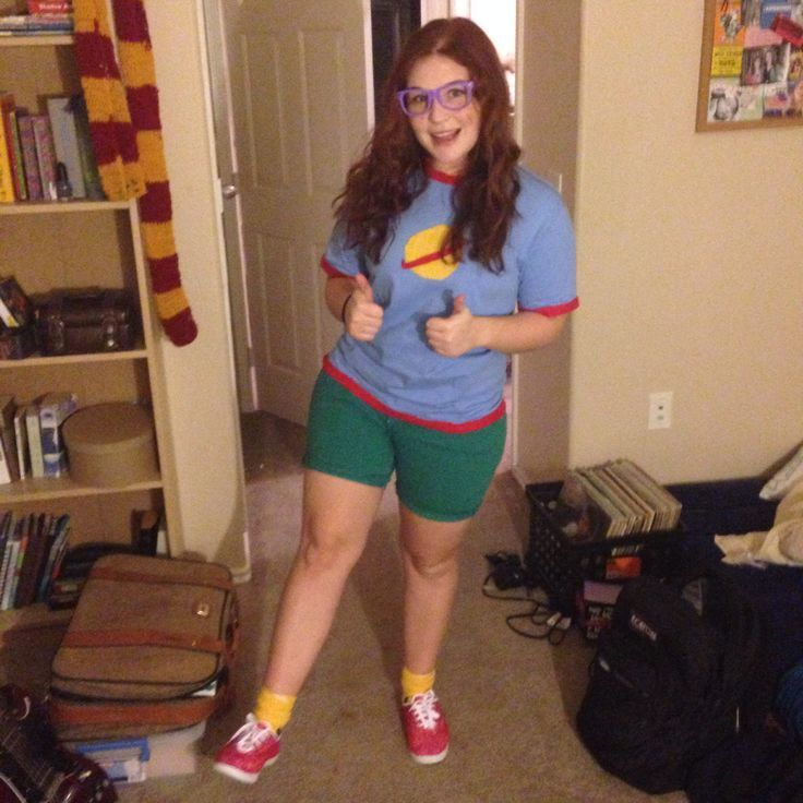 Dress like chuckie finster costumes and halloween costumes chuckie finster costume solutioingenieria Images