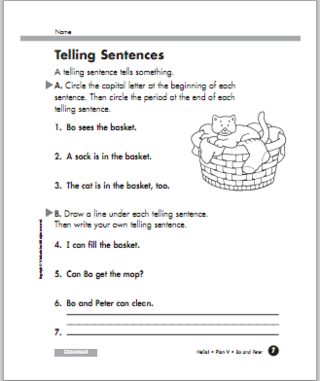 Free! Scott Foresman Grammar & Writing Curriculum for Elementary ...