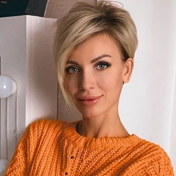 10 Simple Pixie Haircuts for Straight Hair | Women