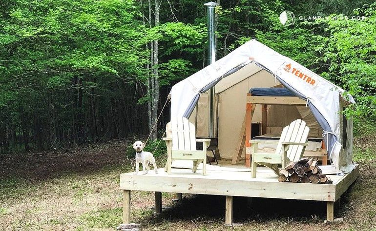 Here are 20 new glamping places to stay in Upstate NY