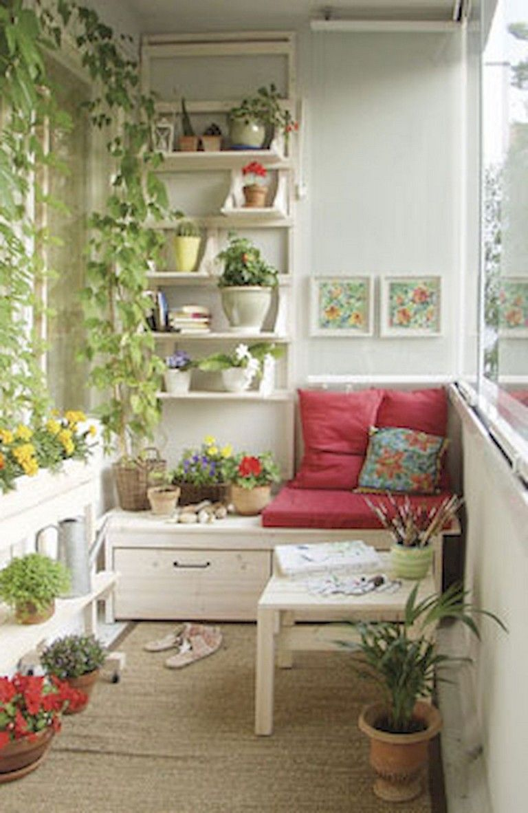 70 Stunning Small Balcony Decorating Ideas On A Budget Page 14