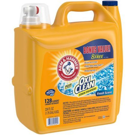 Household Essentials Laundry Detergent Scented Laundry