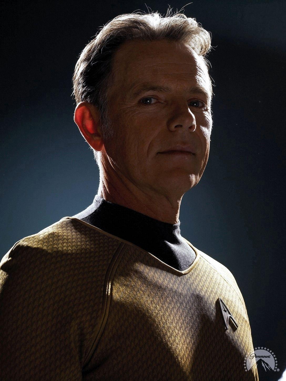 Captain Pike Star Trek