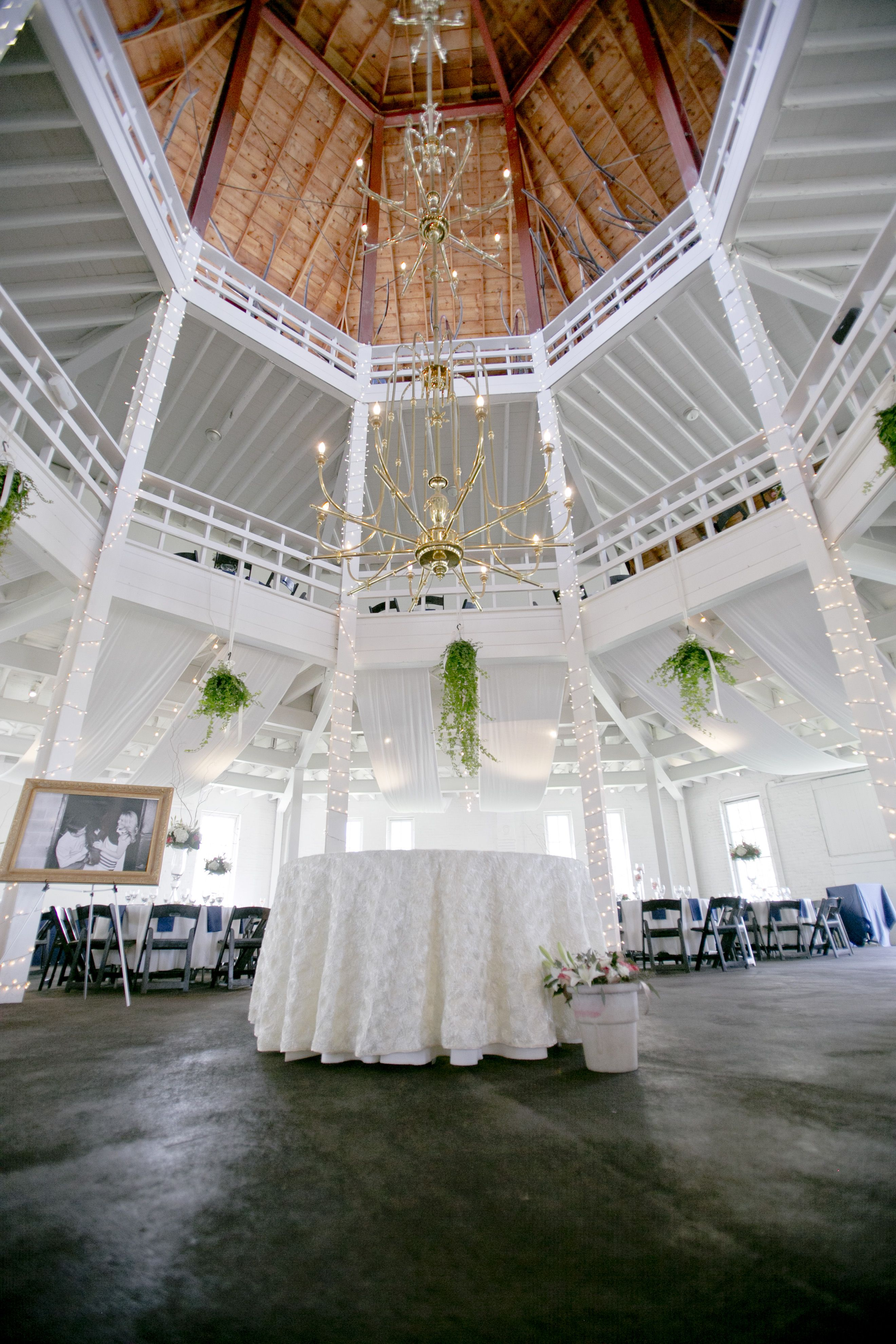 Round Barns Stunning Center View Kentucky wedding venues