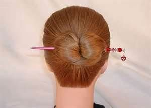 Chinese Hair Bun Hair Beauty That I Love Chinese Hair