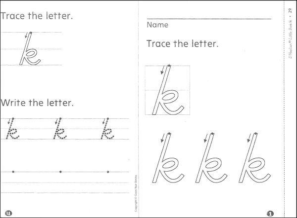 Dnealian Handwriting 26 Little Books Lowercase Additional Photo Insi Printable Alphabet Worksheets Alphabet Worksheets Alphabet Worksheets Preschool Dnealian handwriting worksheet