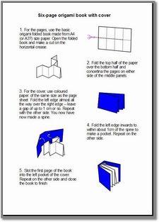 Bald Worm's Blog: Marvellous Mathematics Day - Origami Books