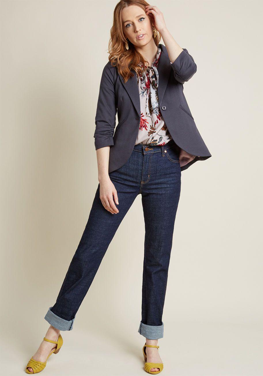 b9b07f5d104a Fine and Sandy Blazer   Style   Pinterest   Blazer buttons, Blazer ...