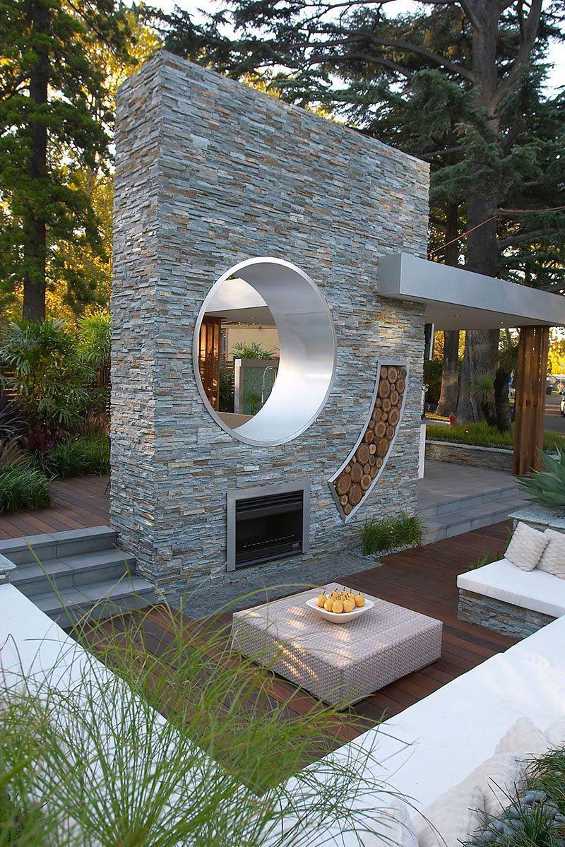 30 Modern Landscape Design Ideas From Rolling Stone Modern Landscaping Modern Landscape Design Modern Garden Design