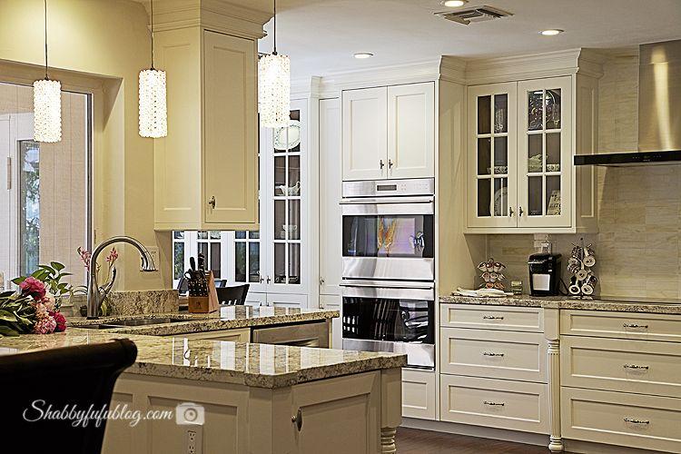 Stunning High End Client Kitchen Remodel | Shabbyfufu