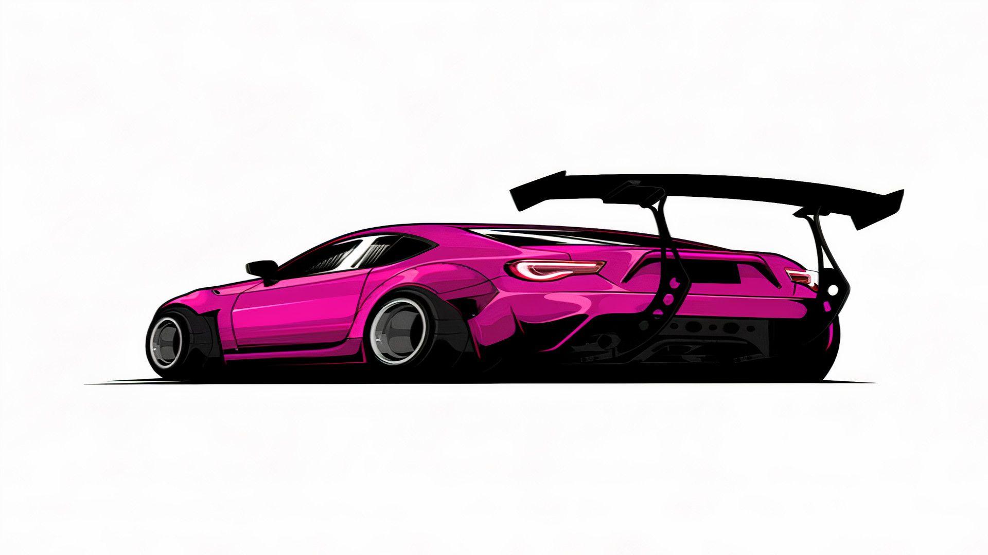Car / illustration