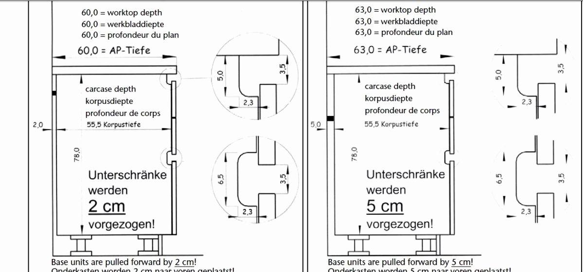 23 Schon Arbeitsplatte Kuche Um Die Ecke Floor Plans Kitchen