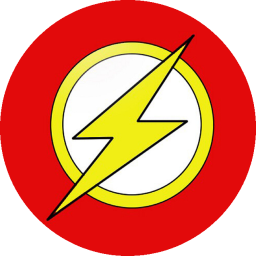 flash logo icon by mahesh69a on deviantart superheroes in 2018