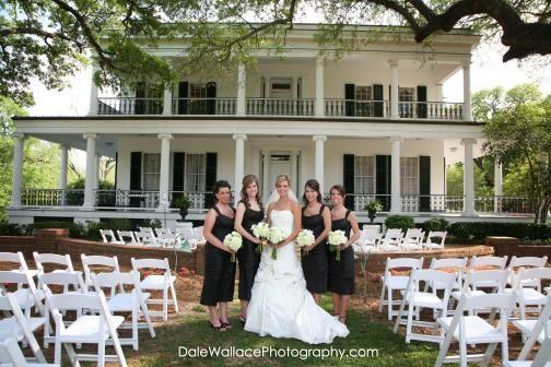 Wedding Places In Mississippi Venues Natchez Ms Brandon Hall Plantation
