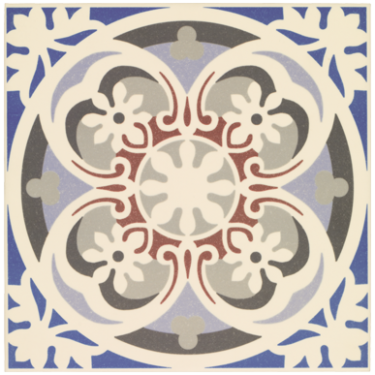 Abbey Fountains Floor Tile