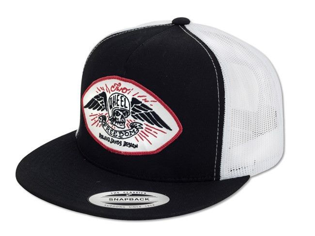 ROARK Fear The Sea Trucker Cap Basecap Meshcap Mesh Truckercap Baseballcap