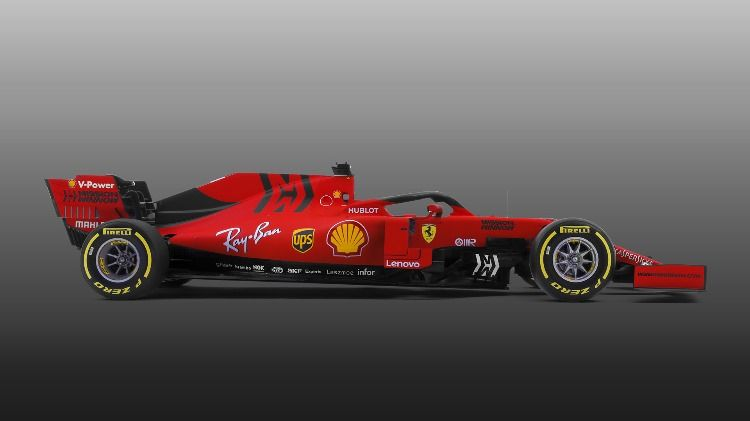 Meet The New Red And Black Ferrari Formula 1 Car Ready To Take On