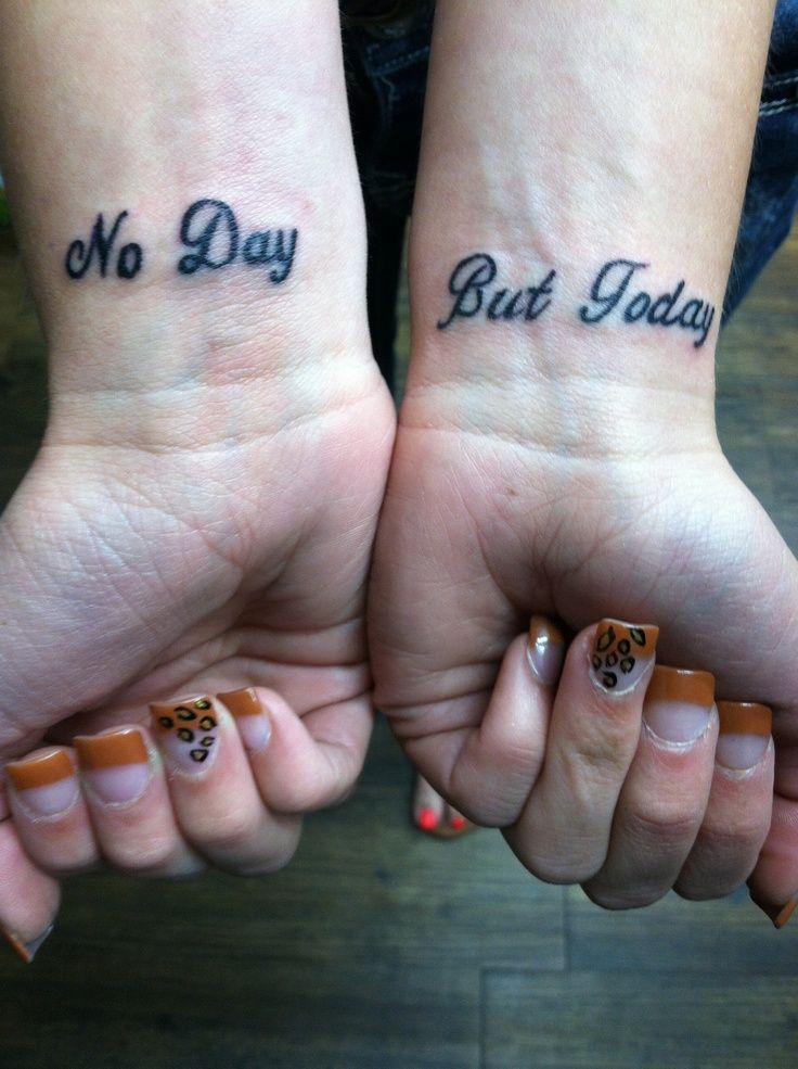 Glorious Wrist Tattoos
