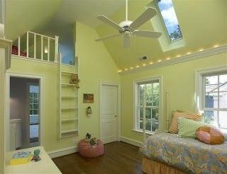 Jack Jill Bath And Connected Loft My Dream Bedroom If I Was Still A Little Girl Kids Loft Beds Loft Design Remodel